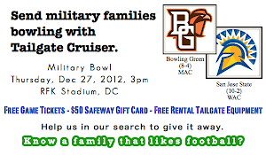 Nominate a military family!