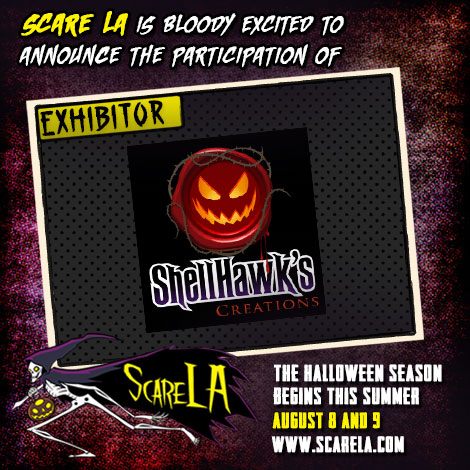 Exhibitor at ScareLA 2015