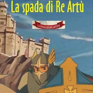 Canzoni Travisate: La Spada di Re Artù, Enzo Draghi