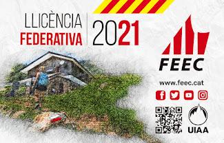 LLICÈNCIA FEDERATIVA 2021