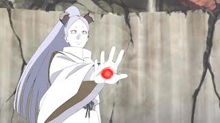 Screenshot Momoshi And Rinnegan Hand Download Boruto Naruto The Movie (2015) BluRay 360p Subtitle Bahasa Indonesia - stitchingbelle.com