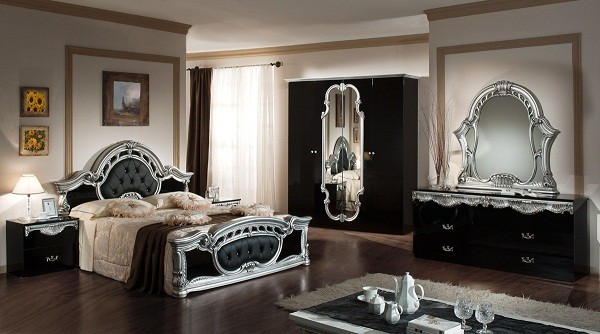 Italian black lacquer bedroom furniture furniture design blogmetro for Italian lacquer bedroom furniture
