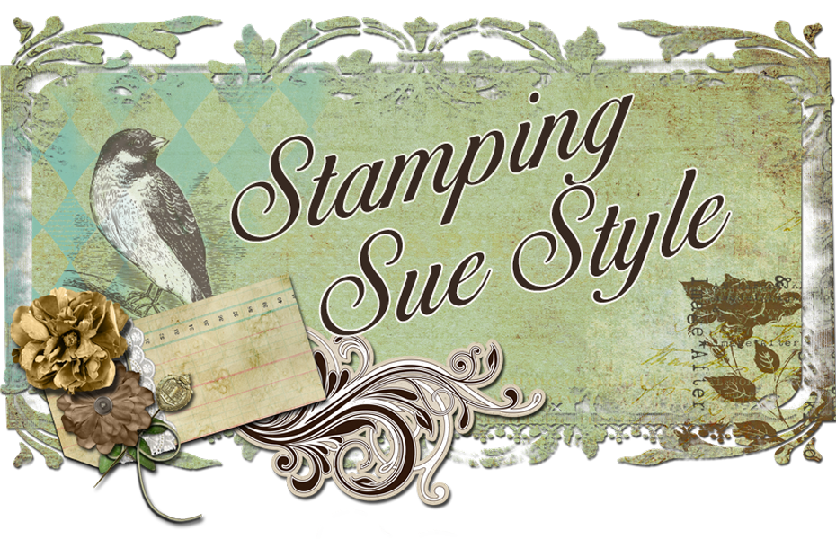 Stamping Sue Style