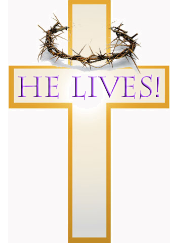 Tidbits &Table Talk: Easter Reflections: He Lives