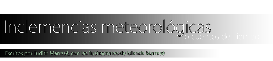 Inclemencias meteorolgicas