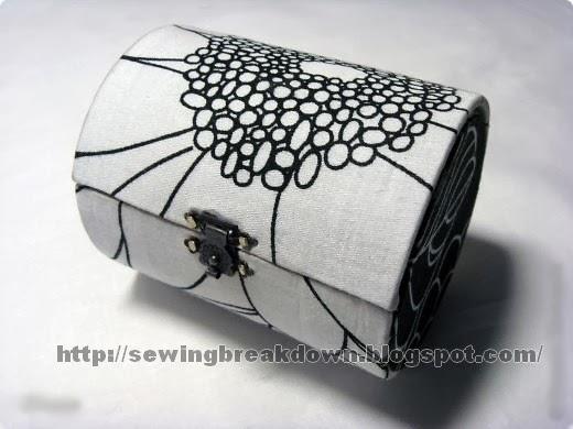 طريقة صنع صندوق بالصور