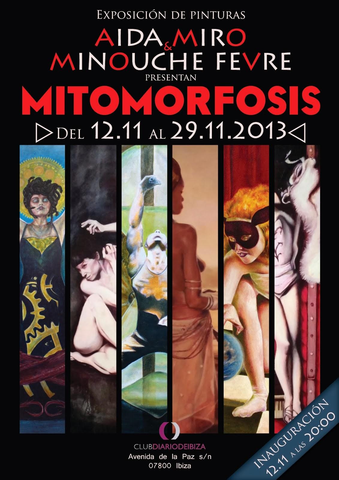 Expo MITOMORFOSIS