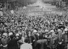 Mayo, 1968. Francia.