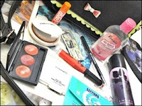 My Everyday Makeup Bag Essentials