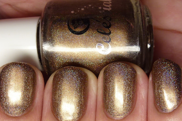 Celestial Cosmetics Chocolate River