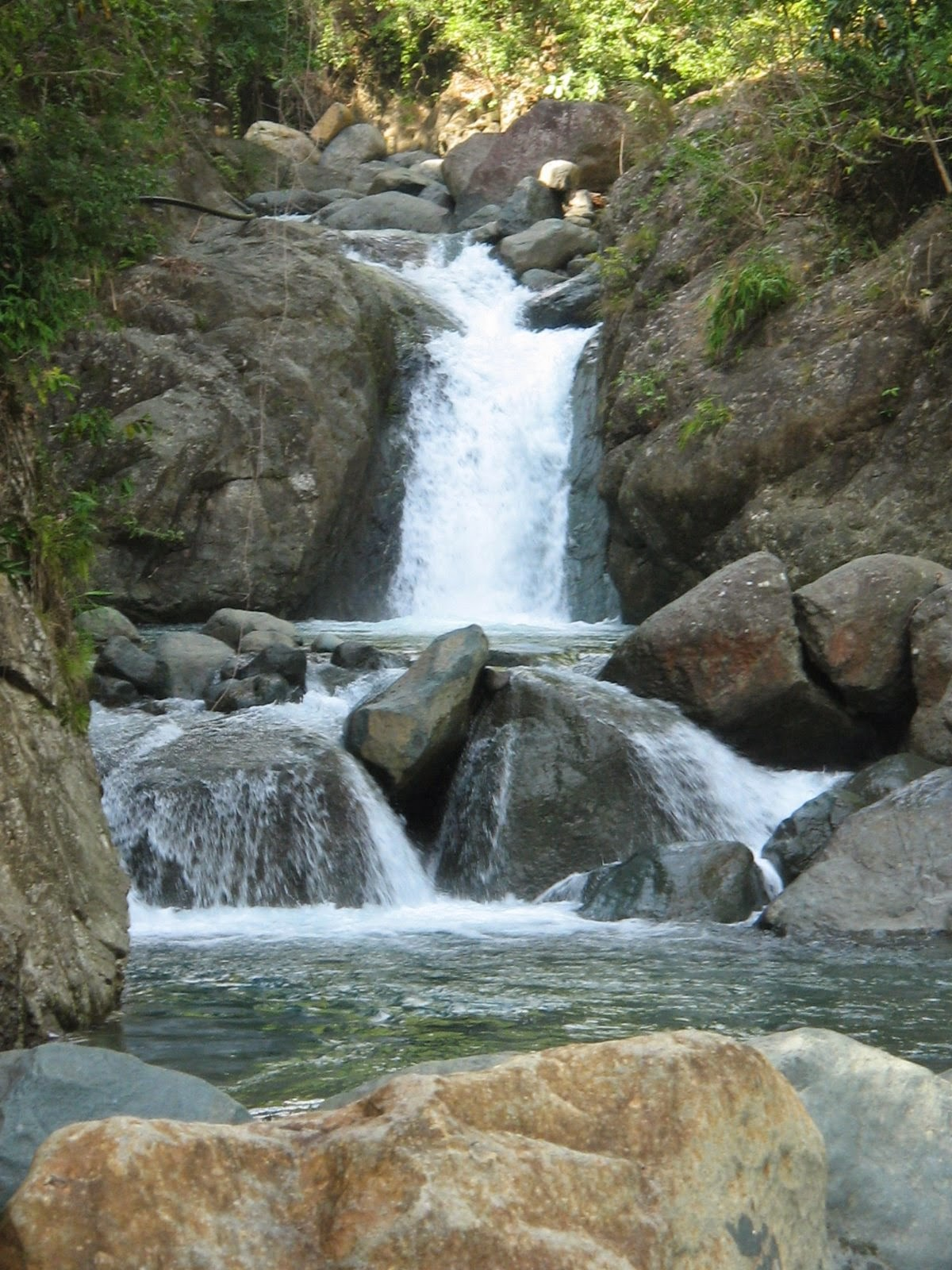 Tanauan Falls