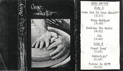 James Gray - Gray Matter (1983)