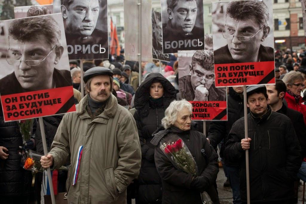 Boris Nemtsov murder, Borisz Nyemcov, Nyemcov-gyilkosság, Oroszország, Vlagyimir Putyin, gyilkosság, politika, Financial Times,