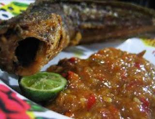 resep sambal lamongan