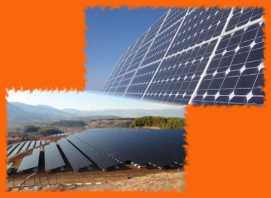 Нанотехнология для материала солнечных батарей