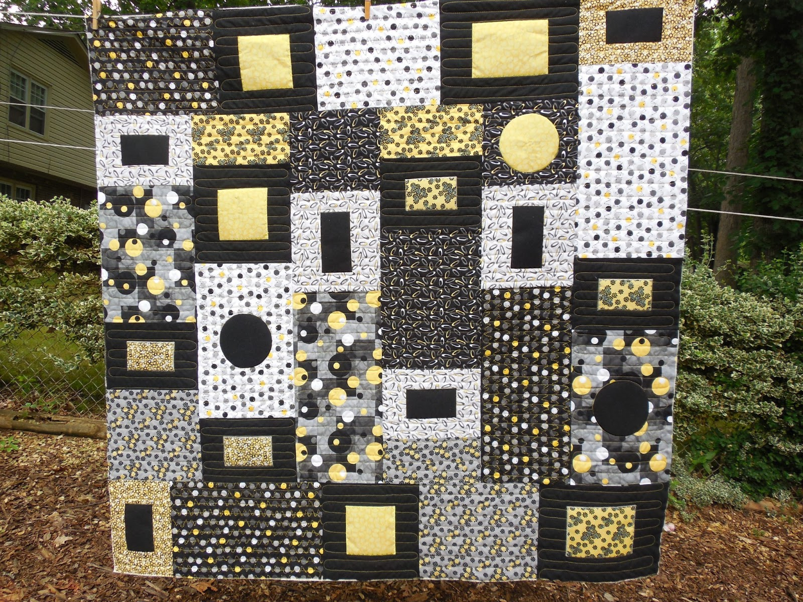 style modern and quilt black diy baby patterns white