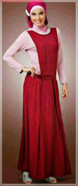 Qirani Koleksi Lengkap Kaos Gamis Qirani