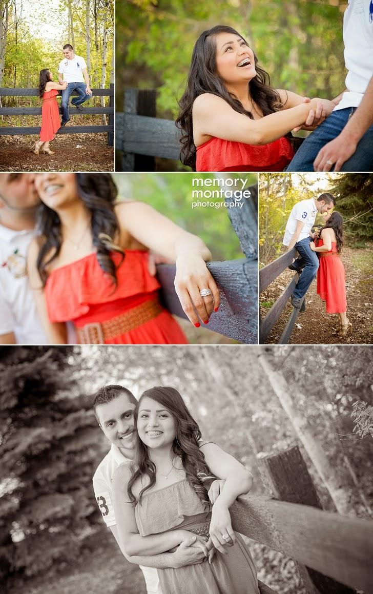 Engagement Session, Yakima Photographers - Memory Montage Photography 01