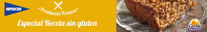 Soy jurado en este Concurso de Recetas Sin Gluten. ¡Participa!