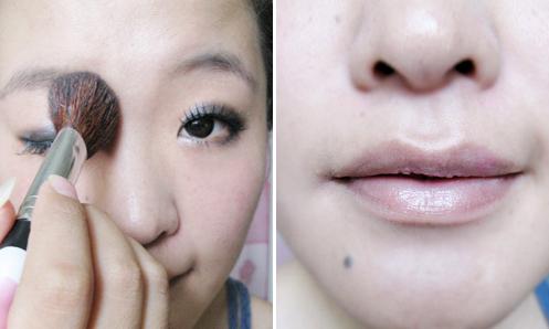 makeup hot girl anh lua tinh