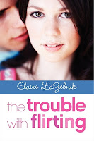 http://www.goodreads.com/book/show/14813841-the-trouble-with-flirting