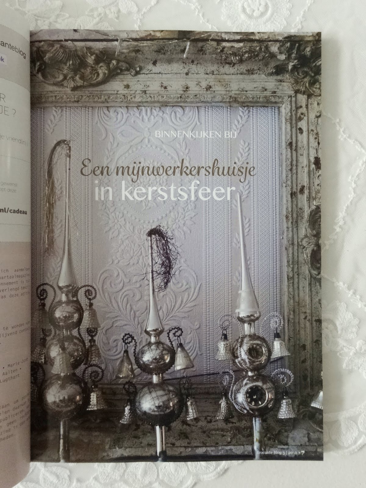 Article in Brocante Blog Magazine