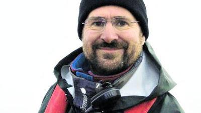 En record i homenatge al geòleg i fotògraf francès Laurent Schwebel assassinat mentre feia el que estimava