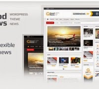Goodnews v5.0.3 – Responsive News Magazine