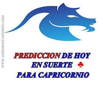 predicción suerte