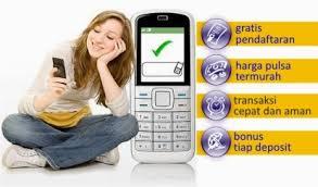 layanan bisnis pulsa termurah elektrik