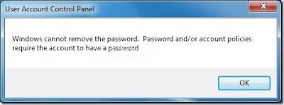 remover senha, administrador, windows 7