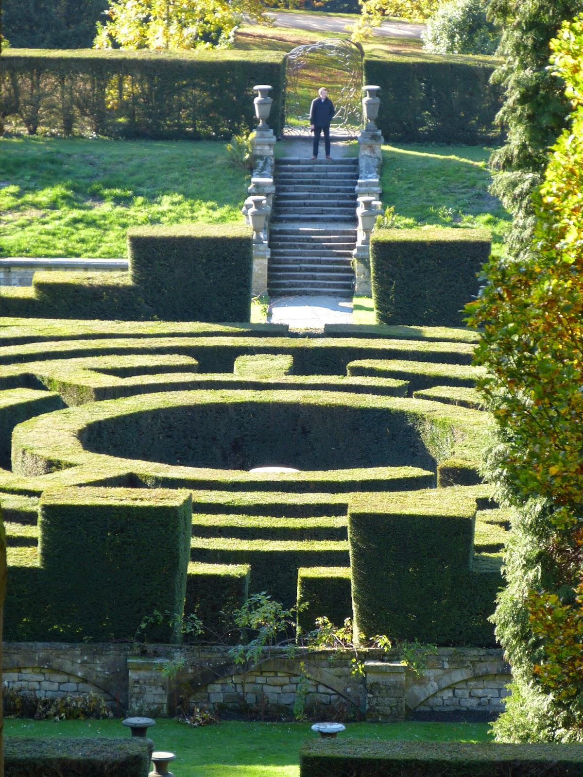 The Maze, Chatsworth