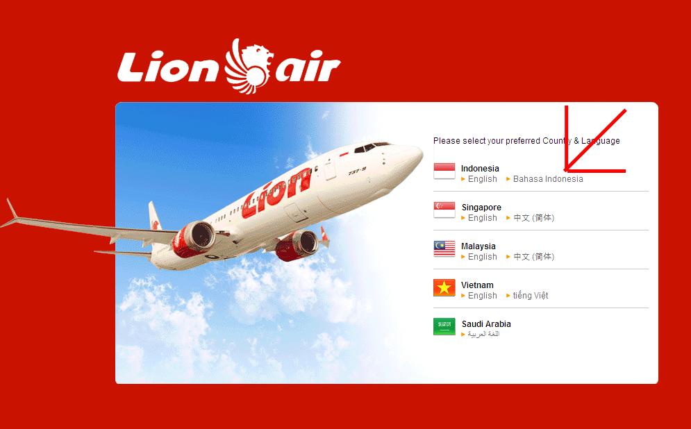 Cara Memesan Tiket Pesawat Secara Online