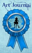 Medalla ganadora, mes de febrero y abril 2013