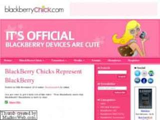 Blackberrychick | Situs untuk BB Holic Girl