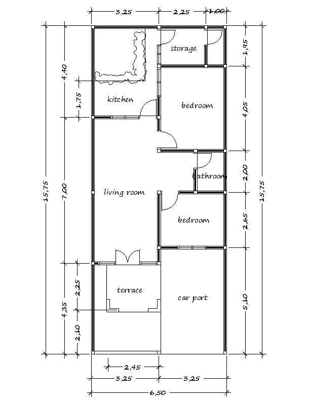 Home renovation plans house affair for Existing house plans