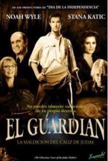 descargar Los Guardianes: La Maldicion del Caliz de Judas – DVDRIP LATINO