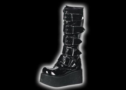 Platform Boots Demonia6