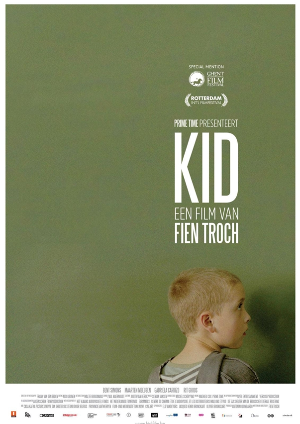 Kid, de Fien Troch póster