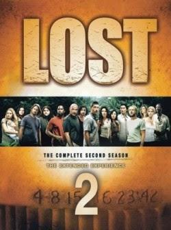 Lost Season 2 2005 poster