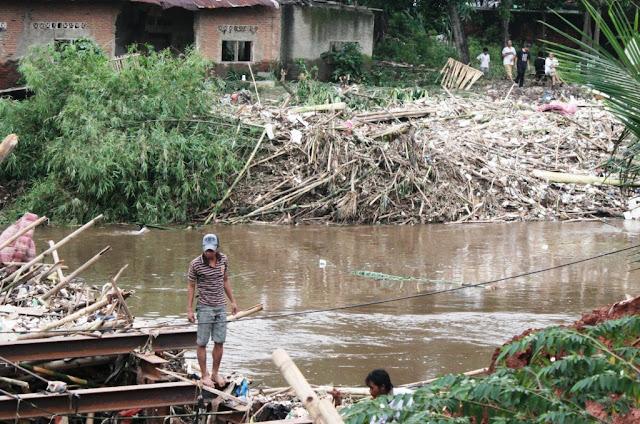 Istiqlal Jadi Pilot Project Restorasi Ciliwung