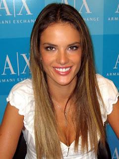 Alessandra Ambrosio Makeup