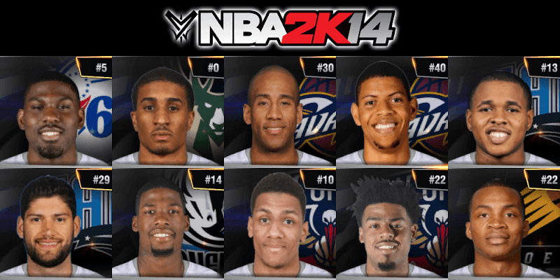 NBA 2k14 Roster update - June 06, 2017 - HoopsVilla (2017 Playoff Roster)