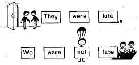 Урок 44. Употребление глагола to be при образовании отрицательных предложений в Past Indefinite и употребление глагола to be при образовании вопросительных предложений в Past Indefinite. Сокращенные формы wasn't и weren't.
