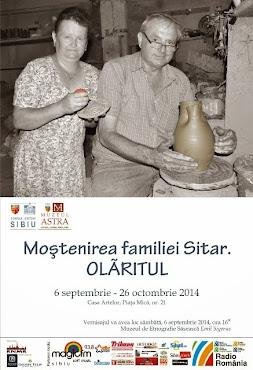 Mostenirea familiei Sitar. Olaritul