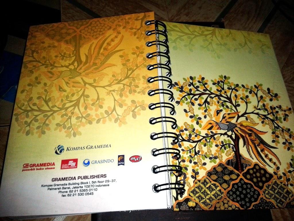 Diary doorprize dari acaha bedah novel
