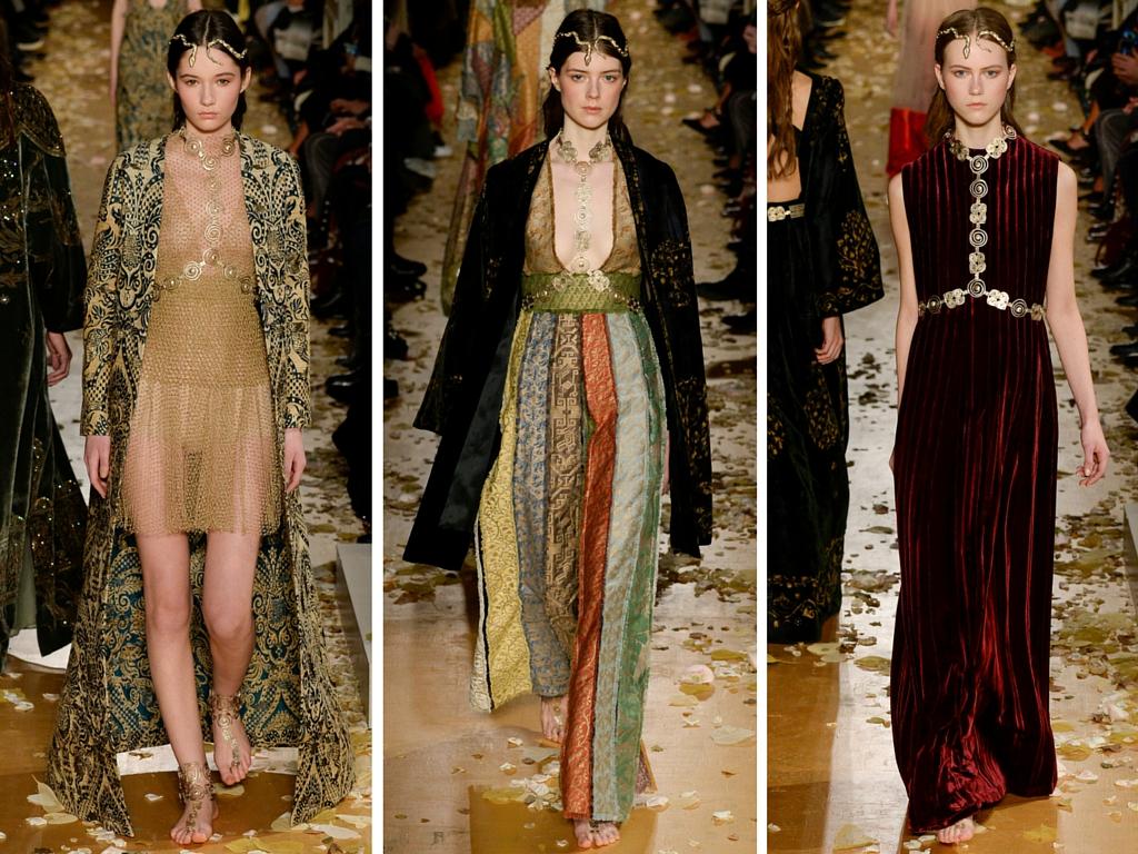 Paris Fashion Week Haute Couture SS16 Valentino