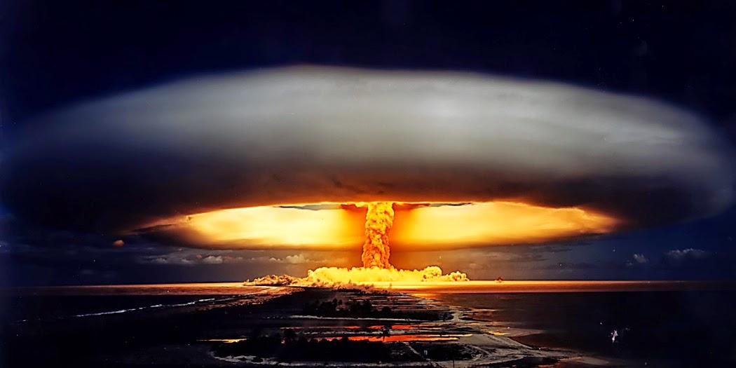 Experiencias nucleares y Derecho internacional