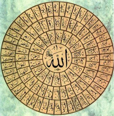 gambar asma Allah by www.dokumenpemudatqn.com, suryalaya, islam, muslim, tarekat
