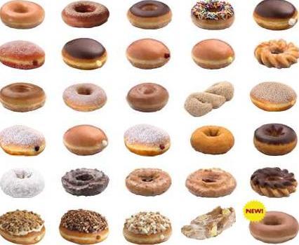 Dunkin' Donuts vs. Krispy Kreme: The Ultimate Doughnut Showdown